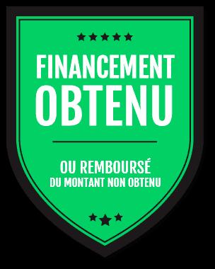 Badge 2 000 € de CA en un an ou remboursé