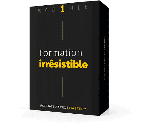 Packaging module 1 : Formation irresistible